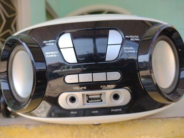 Radio mondial função usb,mp3,fm - Foto 5