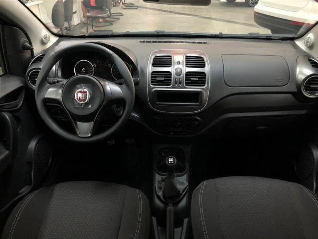 Fiat Grand Siena 1.4 Flex + Pré Disposição GNV - Condição Exclusiva Para Motoristas de APP - Foto 7
