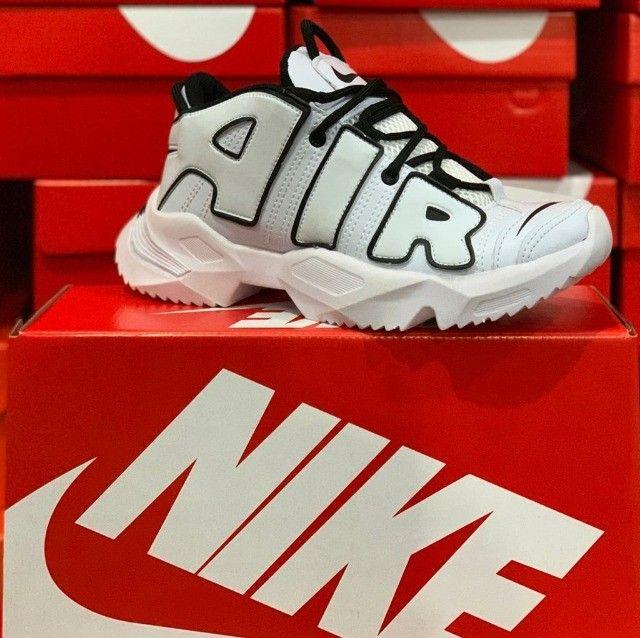 Tenis (Leia a Descrição) Nike Air Big Várias Cores Novo - Foto 2