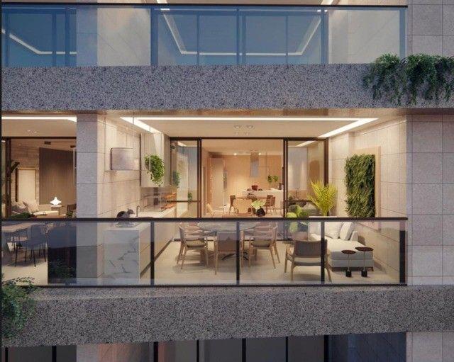 Apartamento para venda Beira Mar com 4 suítes em Jacarecica - Maceió - AL - Foto 5