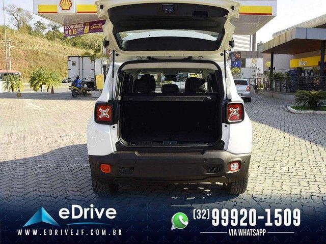 Jeep Renegade Longitude 1.8 Flex Aut. - IPVA 21 Pago - 1 Ano de Garantia - Financio - 2019 - Foto 12