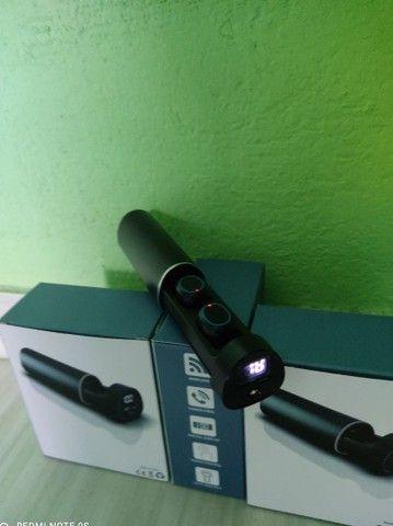Fone sem fio bluetooth de ótima qualidade  - Foto 3