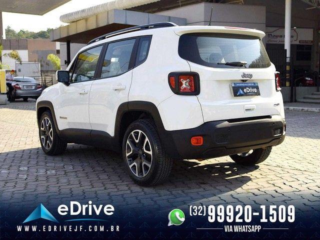 Jeep Renegade Longitude 1.8 Flex Aut. - IPVA 21 Pago - 1 Ano de Garantia - Financio - 2019 - Foto 5