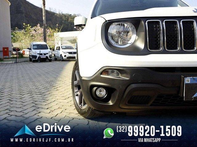 Jeep Renegade Longitude 1.8 Flex Aut. - IPVA 21 Pago - 1 Ano de Garantia - Financio - 2019 - Foto 9