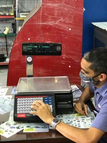 Balança Filizola com impressor de etiquetas  - Foto 3