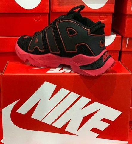 Tenis (Leia a Descrição) Nike Air Big Várias Cores Novo - Foto 4