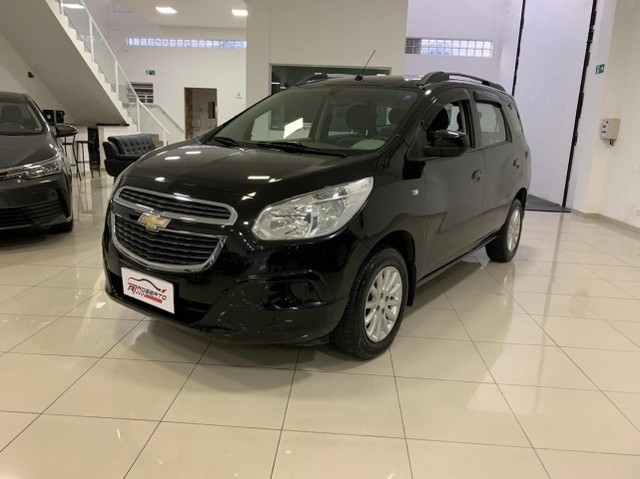 Spin LT 1.8 Automatico 2014 - 79000 KMs  - Foto 2