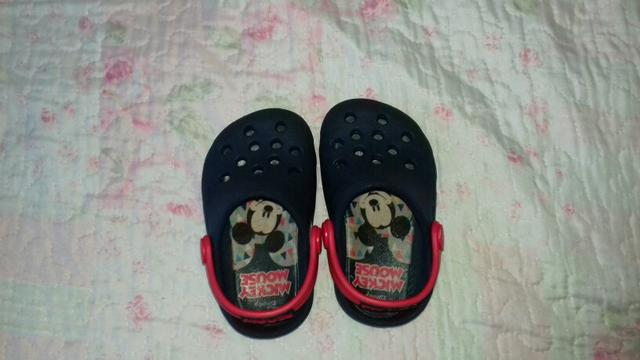 Crock do Mickey mouse