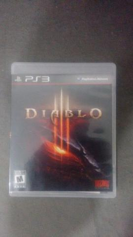 Game Diablo III - PS3