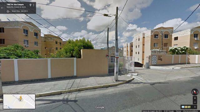 Apartamento Res. Jardim Satélite - 2 quartos - Cidade Satélite/Natal
