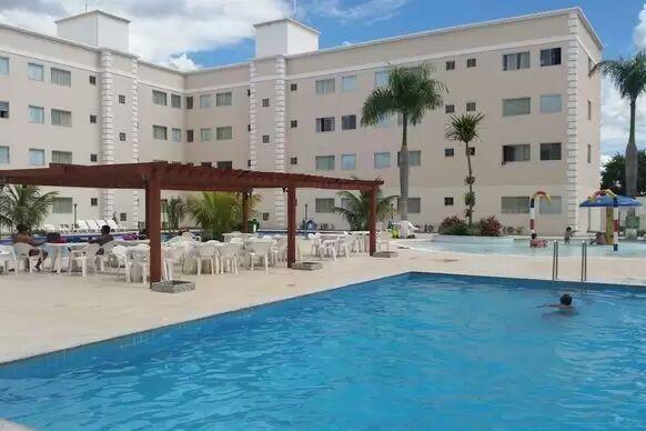 Promoção Pós Carnaval!! - Locação de apartamentos por data agendada em Caldas Novas - GO