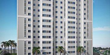 Apartamento na planta 2 quartos e lazer completo no Castelo