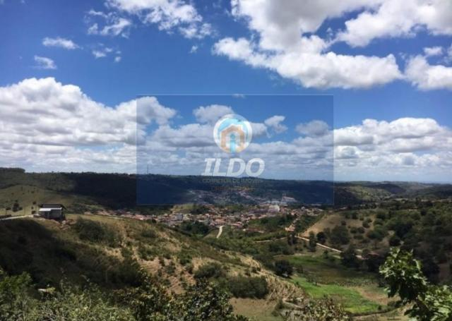 Terreno no Loteamento fechado Alto da Serra com vista definitiva para Bananeiras