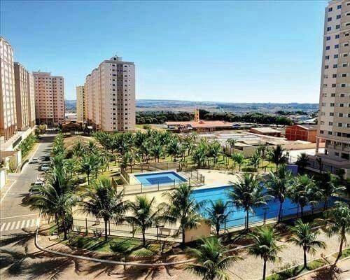 Borges Landeiro Garden qno 2 qts com 60 m2 só 190 mil -Imóvel de particular - Aceita carro