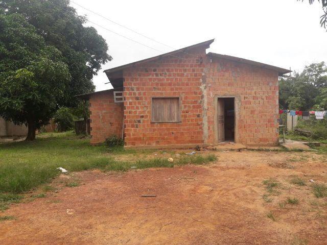 Casa 2 quartos Acrelândia Troca