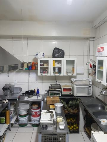 Passo ponto com Cozinha montada
