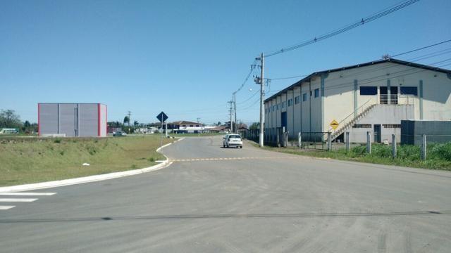 Terrenos industriais em Araquari parcelado direto com a loteadora - Foto 14