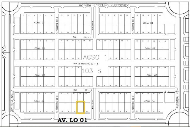 252 - Lote comercial
