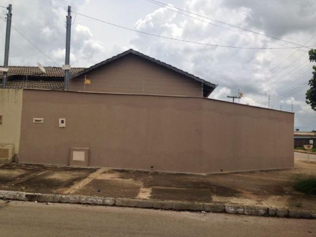 Casa 3 quartos-Ágio: 100.000,00-Saldo devedor 97.000,00-1 suíte-130 m², Jd. Itaipu-Goiânia - Foto 2