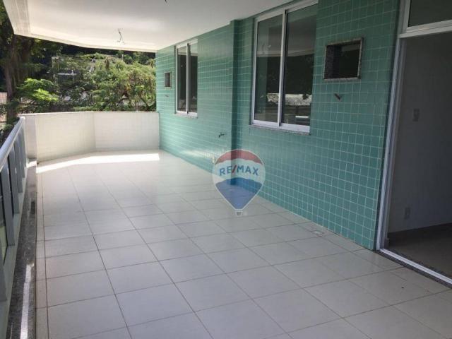 Apartamento com 4 dormitórios à venda, 180 m² por r$ 1.230.000,00 - jardim guanabara - rio - Foto 4
