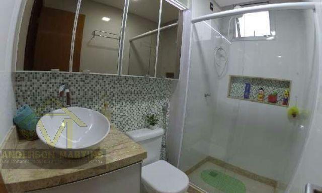 Apartamento à venda com 3 dormitórios em Enseada do suá, Vitória cod:6031 - Foto 7
