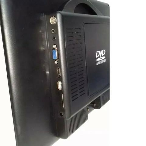 Tv Monitor Digital 3d 15,4 Pol KP-D116/Isdb Knup Lcd Conversor e Dvd Player 1080p - Foto 5