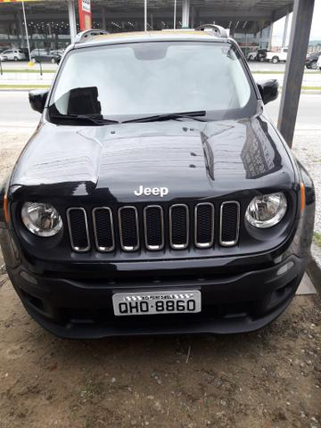 JEEP renegade com teto