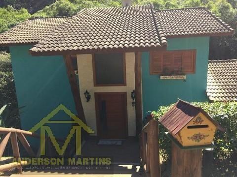 Casa à venda com 4 dormitórios em Sede, Domingos martins cod:6705 - Foto 11