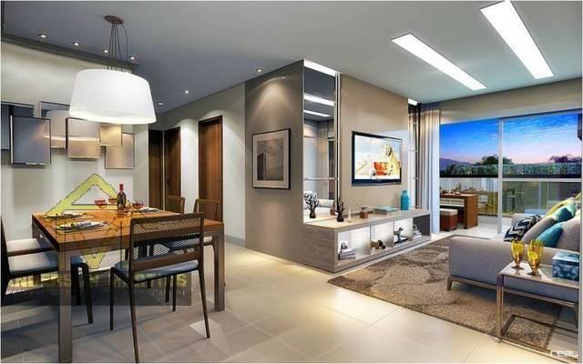 Apartamento à venda com 2 dormitórios em Jardim camburi, Vitória cod:8628 - Foto 17