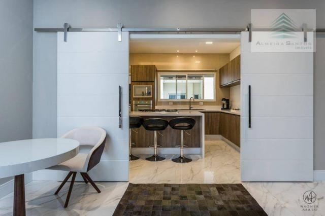 Apartamento à venda, 185 m² por r$ 1.549.000,00 - campo comprido - curitiba/pr - Foto 11