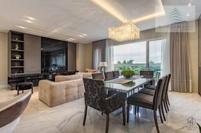 Apartamento à venda, 185 m² por r$ 1.549.000,00 - campo comprido - curitiba/pr - Foto 4