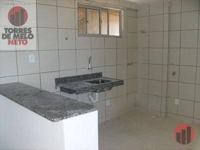 Apartamento com 1 dormitório para alugar, 45 m² por R$ 700/mês - Parangaba - Fortaleza/CE - Foto 6