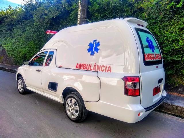 Ambulância Simples Remoção - Foto 3