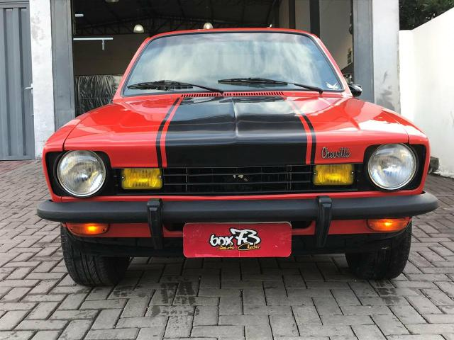 Chevette GP TURBO Legalizado
