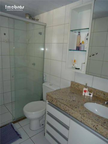 Apartamento  residencial à venda, Dionisio Torres, Fortaleza, Ed. Porte de Lyon. - Foto 16