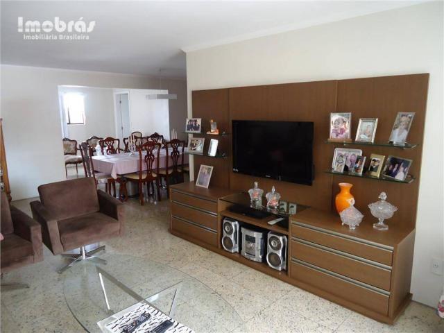 Apartamento  residencial à venda, Dionisio Torres, Fortaleza, Ed. Porte de Lyon. - Foto 4