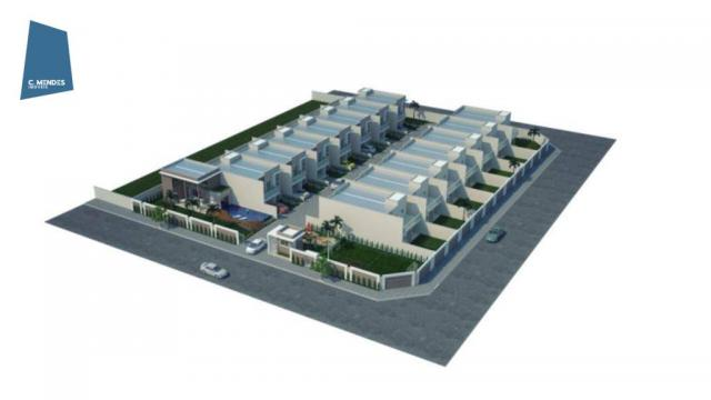 Casa à venda, 205 m² ou 213 m², 3 ou 4 Suítes, 3 vagas, Sapiranga, Fortaleza. - Foto 15