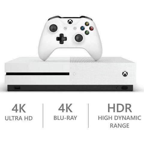 Xbox One S 1TB Novos Lacrados !!! cartão até 12X * O Melhor preço é Aqui !!! - Foto 2