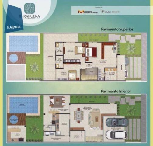Casa à venda, 205 m² ou 213 m², 3 ou 4 Suítes, 3 vagas, Sapiranga, Fortaleza. - Foto 16