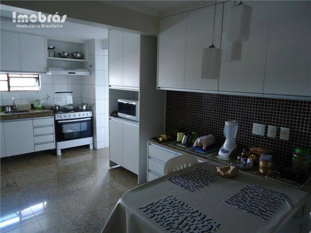 Apartamento  residencial à venda, Dionisio Torres, Fortaleza, Ed. Porte de Lyon. - Foto 10