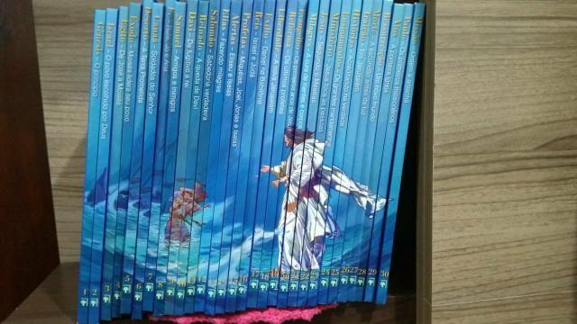 Coleção completa bíblia ilustrada
