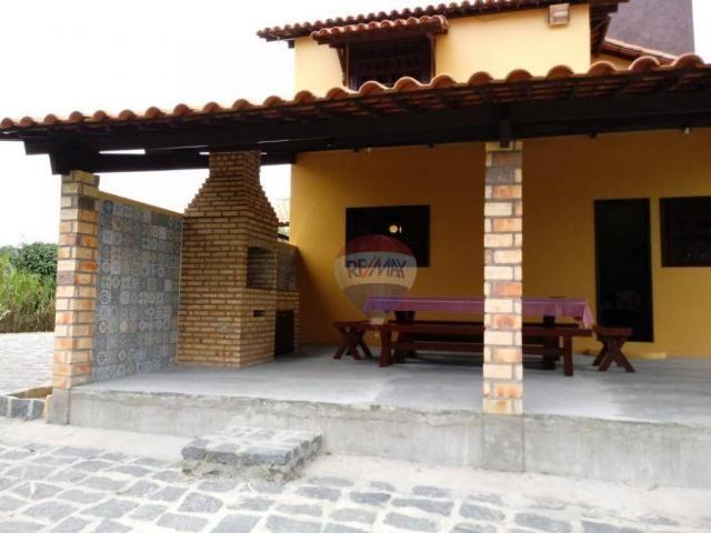 Chácara com 2 dormitórios à venda, 20000 m² por r$ 480.000 - insurreição - sairé/pe - Foto 19