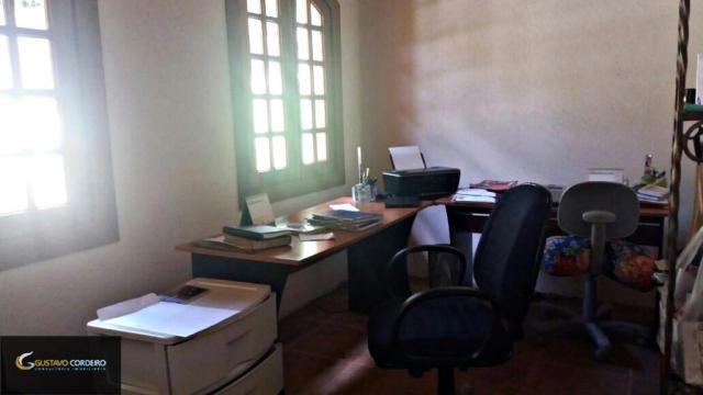 Casa residencial à venda, carangola, petrópolis - ca0002. - Foto 15
