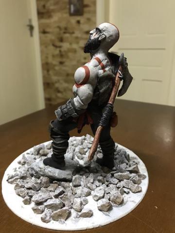 Boneco colecionável - kratos - Foto 5