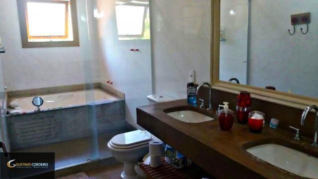 Casa residencial à venda, carangola, petrópolis - ca0002. - Foto 14