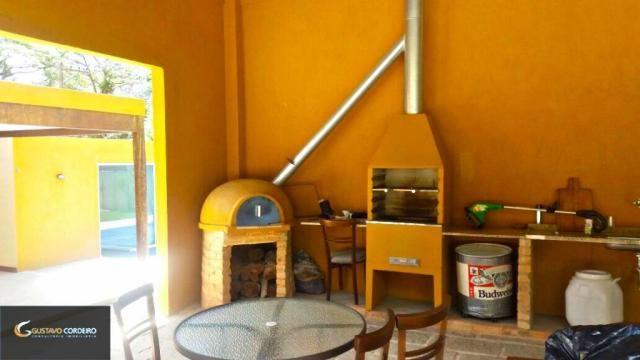 Casa residencial à venda, carangola, petrópolis - ca0002. - Foto 17