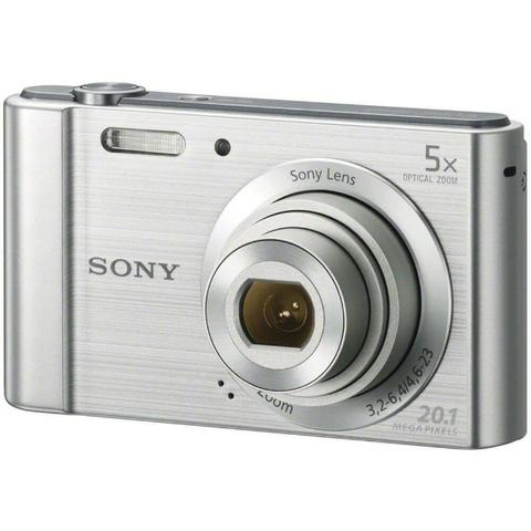 Camera Digital Sony Dsc-w800 20.1mp Hd Zoom Optico De 5x Lcd - Foto 2