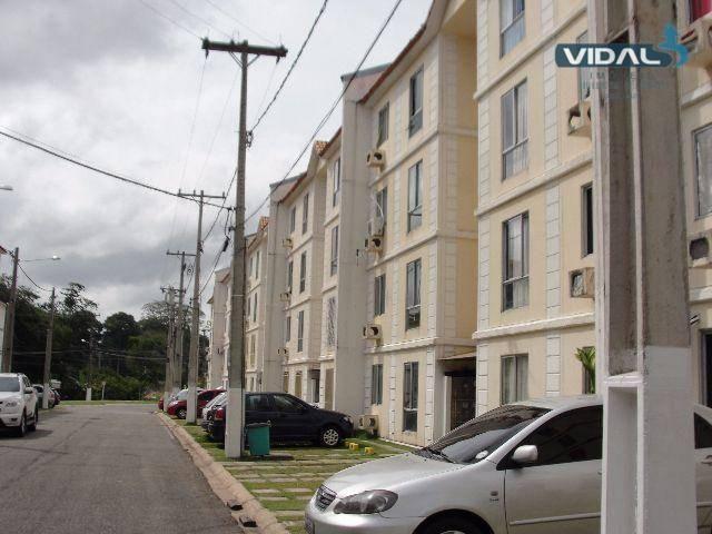 Apartamento condomínio viver ananindeua com 2 dormitórios à venda, 42 m² por r$ 125.000 -