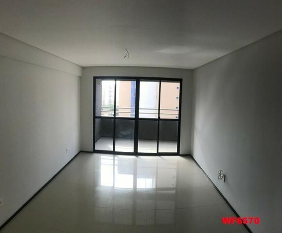 Astúrias, apartamento com 3 suítes, 2 vagas, andar alto, área de lazer completa - Foto 5