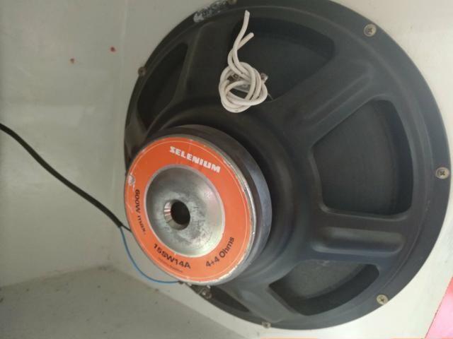"""Kit Subwoofer Selenium 15sw14A de """"15"""" polegadas e de 600w (automotivo)"""